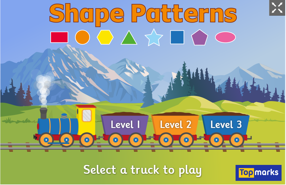 Shape games